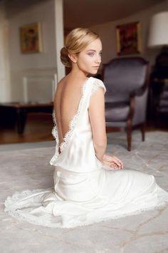 Choisir sa robe de mariée : Comment choisir sa robe de mariée selon sa silhouette ? - aufeminin