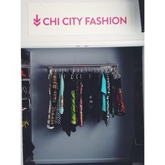 Five easy ways to keep your closet happy (today on chicityfashion.com)