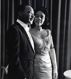 Coretta an activist and a key leader in the Civil Rights Movement in 1960, met Martin Luther King in college. Description from frostmagazine.com. I searched for this on bing.com/images