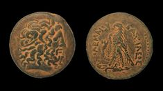 Ancient Coins - Ptolemaic Kings of Egypt. Ptolemy III Euergetes, AE Drachm mm, 66 g), Alexandria. Ptolemaic Dynasty, Alexandria, Egypt, Coins, Personalized Items, Ideas, Thoughts