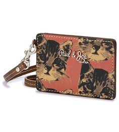 BIG CAT パスケース|カードケース・パスケース | PAUL & JOE SISTER (ポール & ジョー シスター)