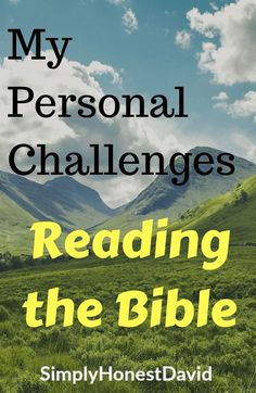 Do you face challenges reading your Bible? I want to share my own challenges because I think they are very similar to everyone else's. I also talk about what I'm doing about it! Reading For Beginners, Reading Tips, Christian Devotions, What Book, Bible Lessons, Learn To Read, Everyone Else, Books To Read, Ladies Group