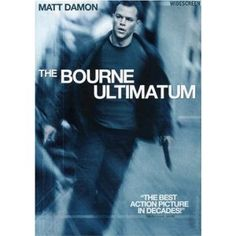 The Bourne Ultimatum Jason gives James Bond a run for the money in way of spies.