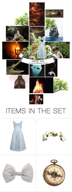 """""""Neverland"""" by myselfe ❤ liked on Polyvore featuring art"""