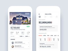 Real Estate App - Property Listing and Make an Offer by Nimasha Perera