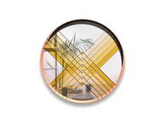 Tiffany miroir par Sandy Sénac #design #decoration #innovation #miroir
