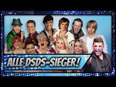 ALLE DSDS GEWINNER (2002 - 2019) - YouTube Pietro Lombardi, Believe, Album, Videos, Tv, Youtube, Movie Posters, Movies, Films