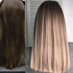 165 отметок «Нравится», 5 комментариев — Шатуш Балаяж Омбре Москва (@hair_by_anna76) в Instagram: «Услуги парикмахера/колориста✂️🎨🖌: окрашивание волос любой сложности, стрижки, БОТОКС для волос💥. На…» Fan Bun, Love Your Hair, Hair Painting, Hair Highlights, Hair Dos, Hair Inspo, Locks, Hair Makeup, Hair Color