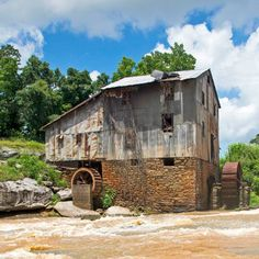 Anderson's Mill  Spartanburg