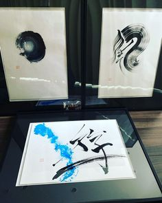 YuichiはInstagramを利用しています:「Thank you for sharing it ! お客様が飾ってくれた、写真を送って頂きました。ありがとうございます。 #広告 #広告デザイン #advertising #クリエイティブ #書道アート #advertisement #logo #logos…」 Instagram