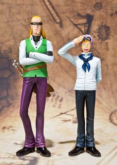 (39.19$)  Watch here - http://ait3g.worlditems.win/all/product.php?id=32586739805 - 2pcs/set One Piece Coby and Helmeppo Anime Collectible Action Figures PVC Collection toys for christmas gift Free shipping