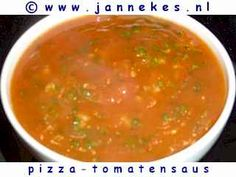 recepten voor pizza-tomatensaus Pizza, Fondue, Barbecue, Salsa, Ethnic Recipes, Barbacoa, Salsa Music, Bbq, Bbq Grill