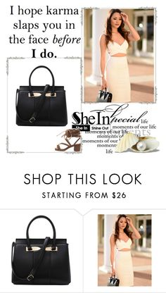 """""""Shein #3/2"""" by almaa-26 ❤ liked on Polyvore featuring shein"""