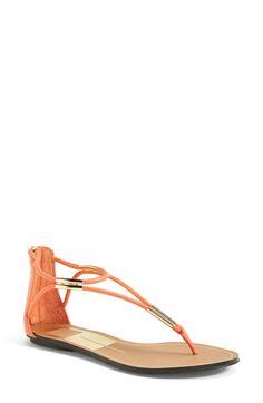 Dolce Vita 'Marnie' Flat Sandal....Love the caramel one for summer.