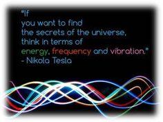 Nikola Tesla´s famous words about The Secret of the Universe