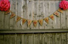 my love for bunting continues...