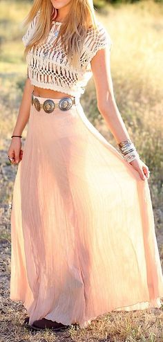 26 Awesome Summer Boho Chic Outfits For Girls