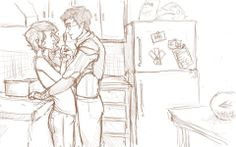 LOVE IT Harry and Hermione