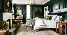 Paint Color I Need: Narragansett Green | Belclaire House