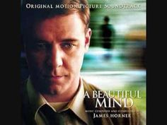 2 - A Kaleidoscope of Mathematics (A Beautiful Mind soundtrack 2001) ---- original score and songs were composed and conducted by James Horner. The album was nominated for the Academy Award for Best Original Score.