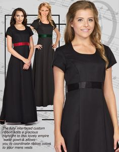 Tuxedo Wholesaler - Concert Attire - Catalog - Womens Wear - Gowns