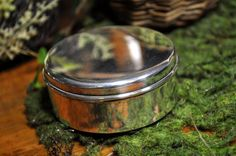 Fabulous Sterling Jar Trinket box jewelry by SouthernSisAntiques
