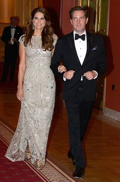 Princess Madeleine of Sweden | 15 Insanely Fashionable Royals Who Aren't Kate Middleton