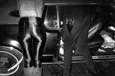 Jill Freedman (3 solos) Small Change 1979 vintage gelatin silver print 11 x 14 inches signed in pencil on verso