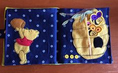 Winnie the Pooh and beehive page