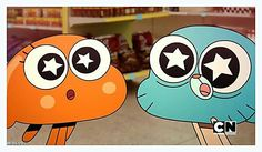 Amazing World Of Gumball!!.