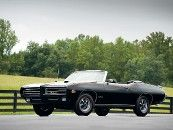 1969 Pontiac GTO Judge Convertible. NICE!