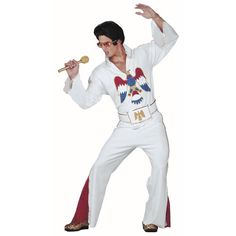 Elvis Presley Costume Homemade