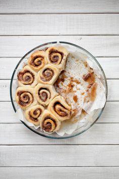 Gnocchi style brown sugar-cinnamonBuns
