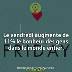 Car c'est le week-end Some Quotes, Words Quotes, Positive Attitude, Positive Vibes, Things To Know, Did You Know, Rap, French Quotes, True Facts