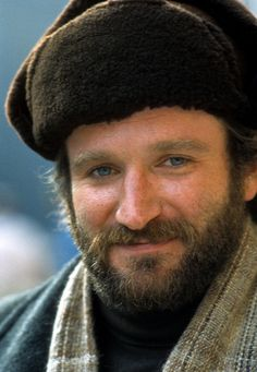Robin Williams Quotes. The Photo Is from the film MOSCOW ON THE HUDSON.