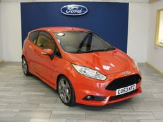 Swanson Ford have a great selection of the best used Ford cars in Kingsteignton. If you need a top quality used Ford car or a service then visit us here for high quality second hand cars in Devon Newton Abbot, Ford Fiesta St, Used Ford, Mustangs, Devon, Cars, Orange, American, Fiestas