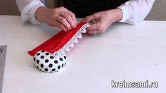 Как пришить к низу юбки кружево, чтобы это было красиво