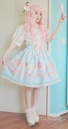 Sweet Lolita Coordinate.