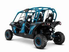 New 2016 Can-Am Maverick Max X ds 1000R ATVs For Sale in Missouri. 2016 Can-Am Maverick Max X ds 1000R, 2016 CAN-AM® MAVERICK MAX X DS 1000R BLACK & OCTANE BLUEThis package enables you to lead the pack with the most powerful four-seater sport side-by-side in the industry. Its 131-hp turbocharged engine option leads the way, and its rider-focused design and impressive handling provide a comfortable and confident ride.Features May IncludeHIGH-PERFORMANCE ENGINEThe 976cc, 101-hp Rotax® 1000R…