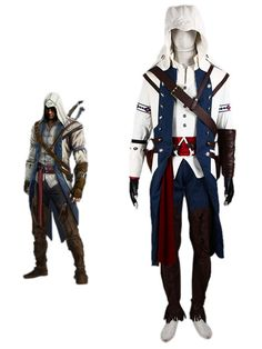 Cool Assassins Creed Costume (size: Female XXS)