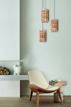 Copper Home Design Ideas  delightfull matheny hanging pendant