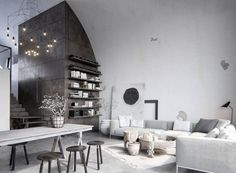 Two+Examples+Of+Industrial+Modern+Rustic+Interior+Design