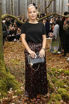 Défilé Chanel prêt-à-porter femme automne-hiver 2018-2019 Femme