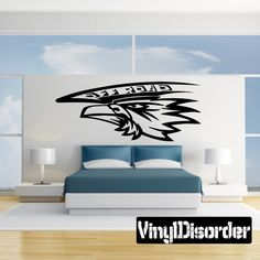 Off Road Wall Decal - Vinyl Decal - Car Decal - DC 042