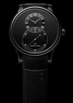 Jaquet Droz Grande Seconde Céramique Noir