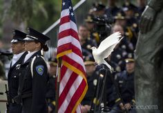 Law enforcement officers gather to honor fallen comrads Honor Guard, Law Enforcement Officer, Bad Boys, Flag, Pictures, Art, Photos, Art Background, Kunst
