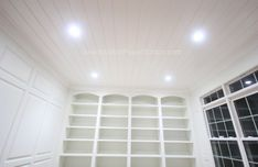 planked ceiling - Google Search