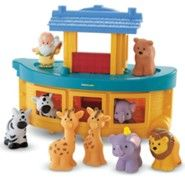 Option for; Fisher-Price Little People Noah's Ark