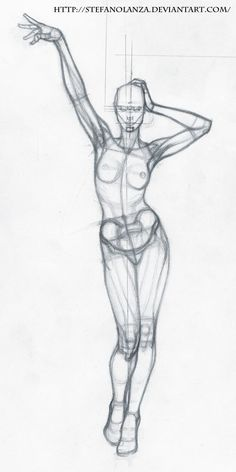 Please, for any shares outside deviantart of my drawings put in the post the source link. Thank you. #anatomydrawingfemale #figuredrawingreference