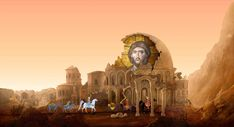 Azur & Asmar (2006) - La basilique bizantine